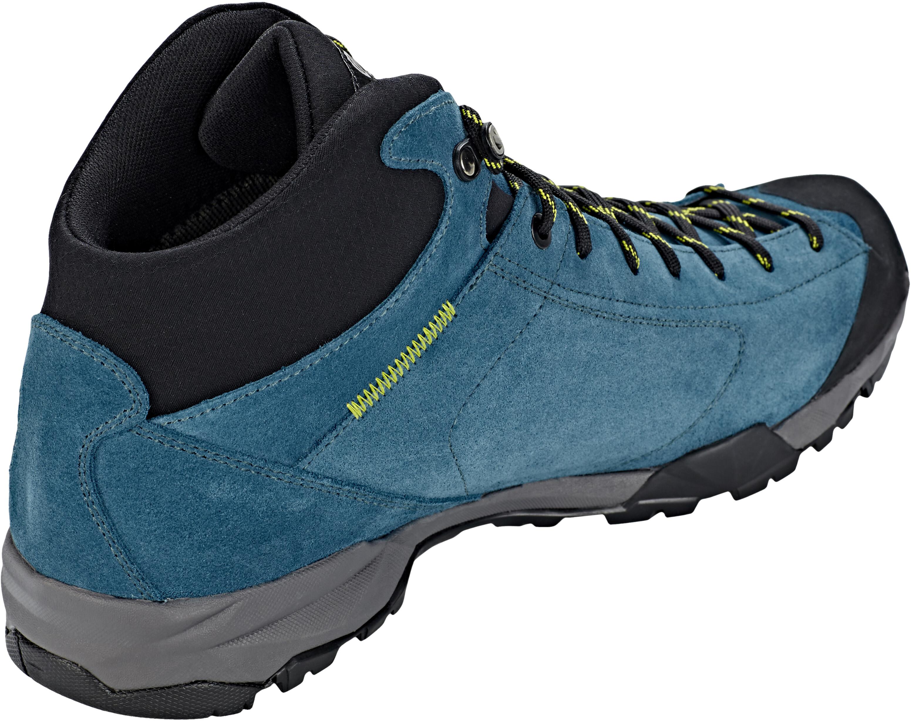 7ff0d581fab6 Scarpa Mojito Hike GTX Shoes Men lakeblue at Addnature.co.uk